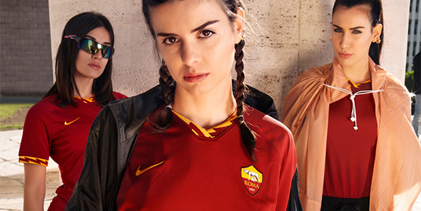 Maillot De Foot AS Roma